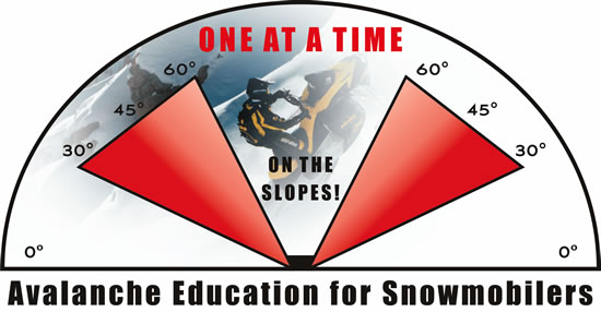 Avalanche Education or the Snowmobiling Public